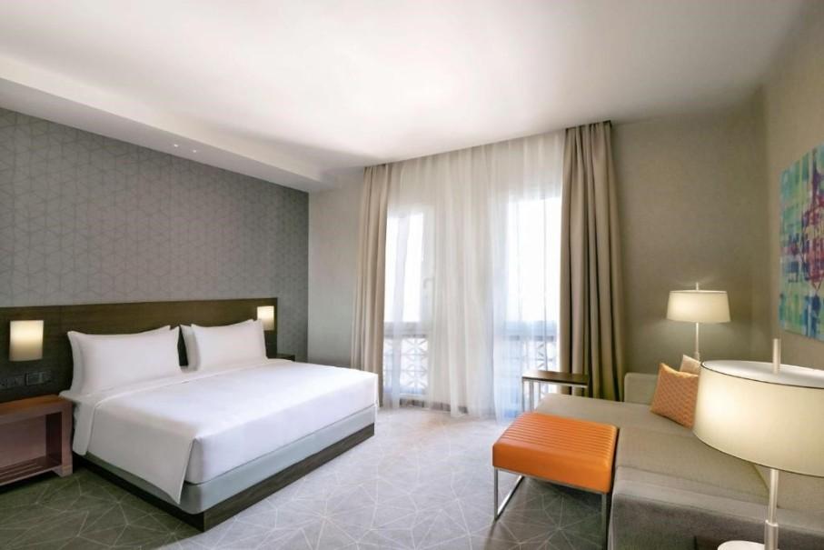 Hotel Hyatt Place Dubai Wasl District (fotografie 10)