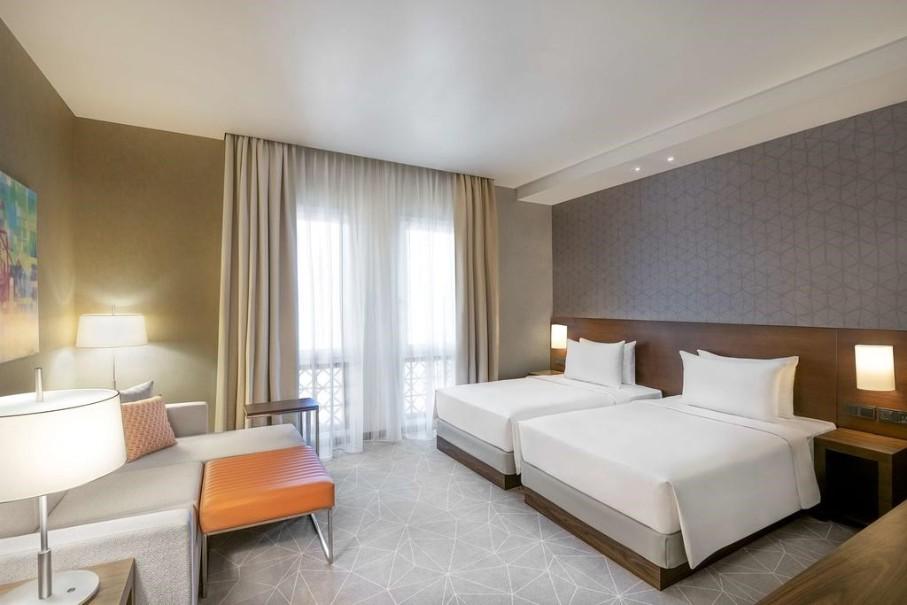 Hotel Hyatt Place Dubai Wasl District (fotografie 11)