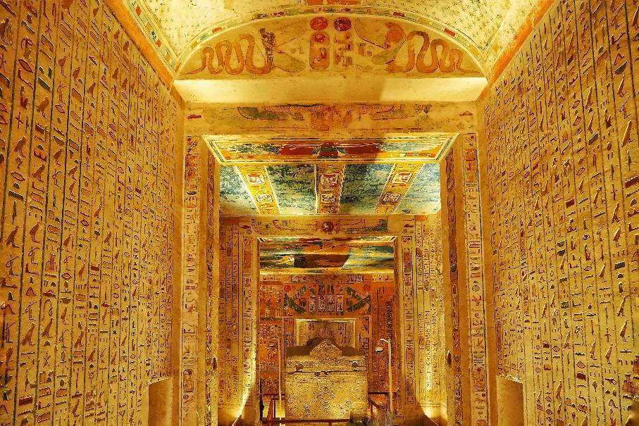 Egypt lodí po Nilu s pobytem u moře (fotografie 5)