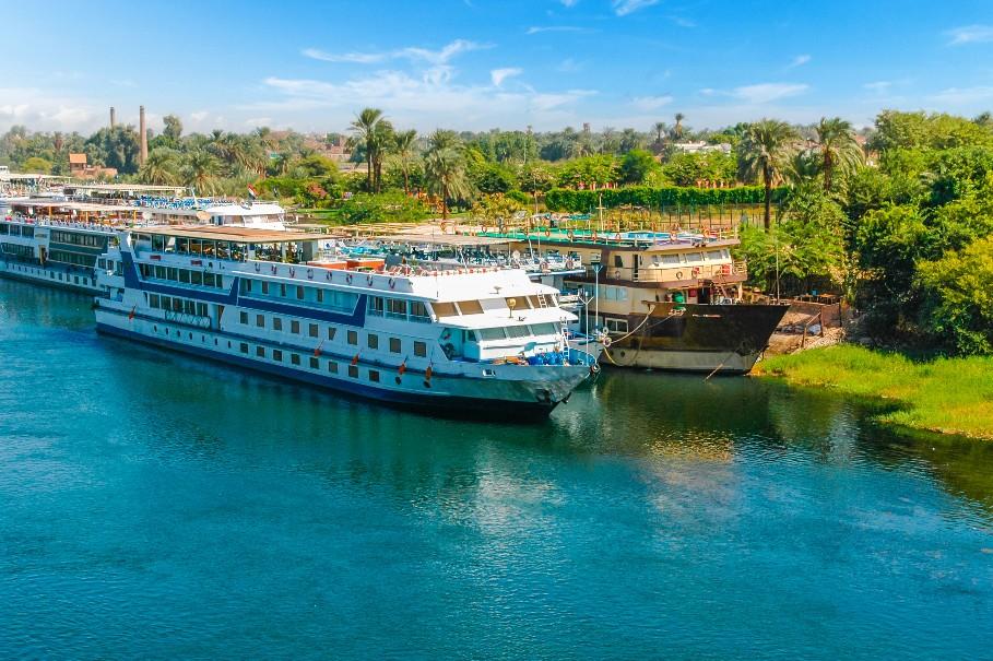 Egypt lodí po Nilu s pobytem u moře (fotografie 8)