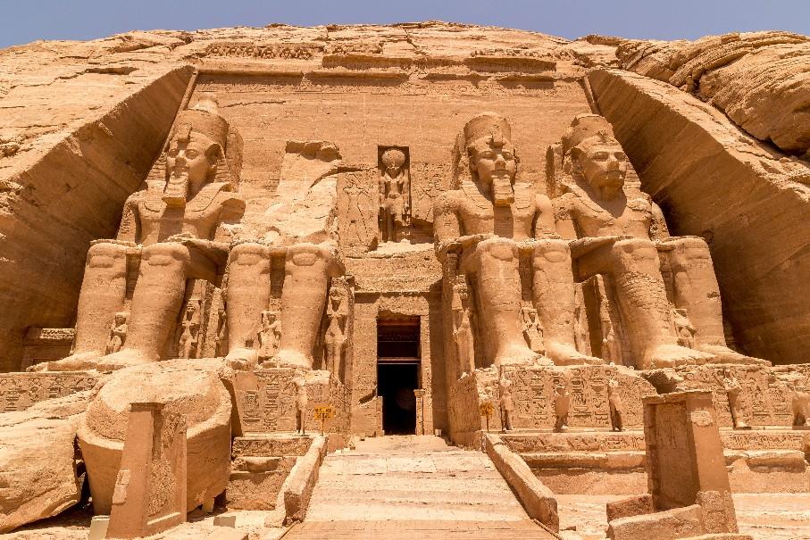 Egypt lodí po Nilu s pobytem u moře (fotografie 1)