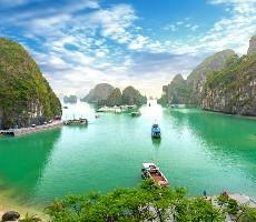 To nejlepší z Vietnamu + plavba zátokou Ha Long