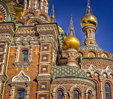Petrohrad od A do Z (hlavní fotografie)
