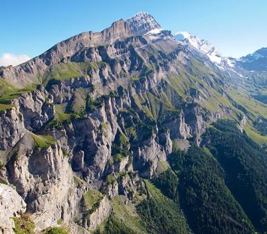 Švýcarské ferraty - nejkrásnější zajištěné cesty Walliských a Bernských Alp