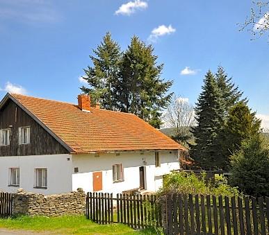 Chalupa Česká Kubice (hlavní fotografie)