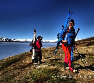 Island – skialpinismus mezi fjordy a vulkány