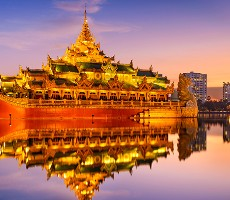Tajuplné putování Myanmarem