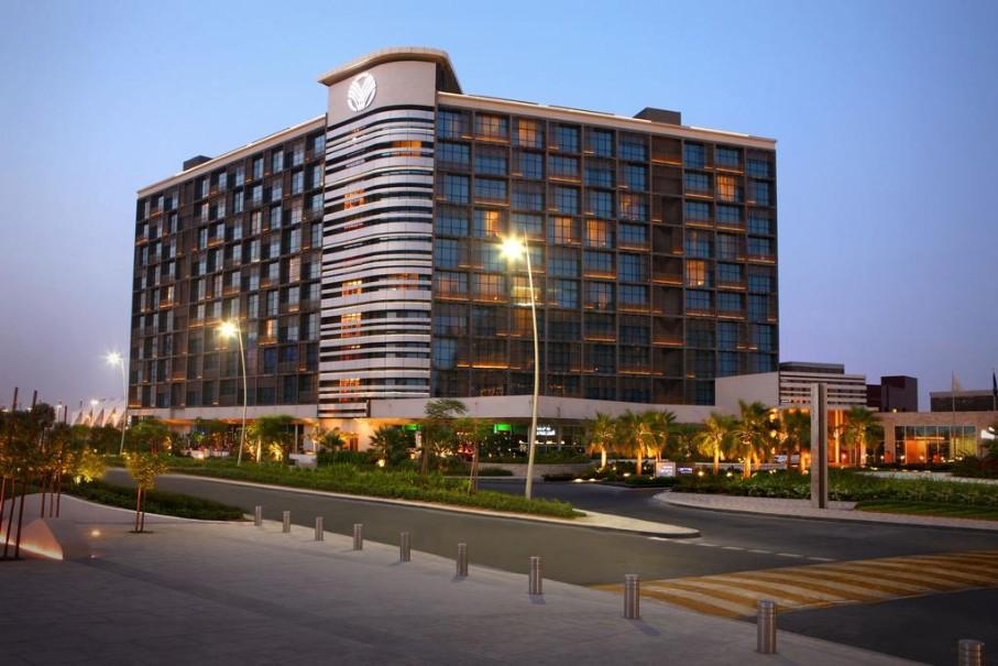 Hotel Yas Island Rotana Abu Dhabi (fotografie 1)