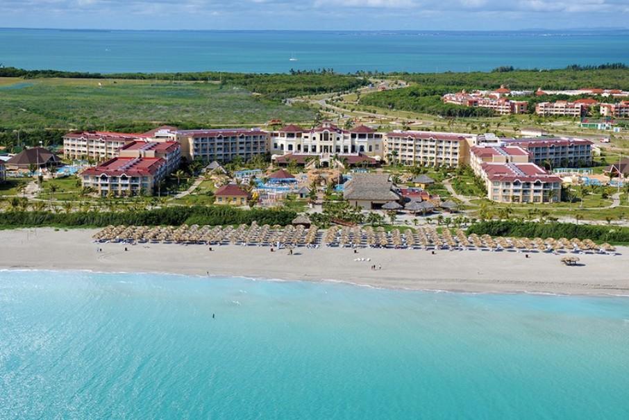 Hotelový komplex Iberostar Laguna Azul (fotografie 1)