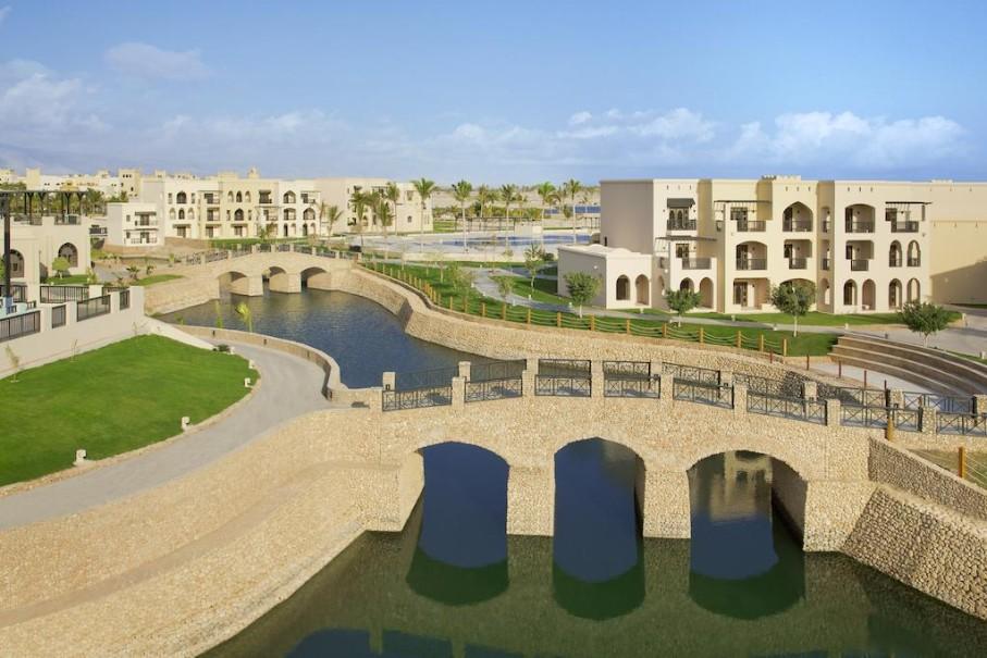 Hotel Salalah Rotana Resort (fotografie 1)