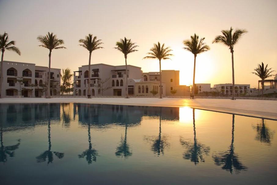 Hotel Salalah Rotana Resort (fotografie 5)