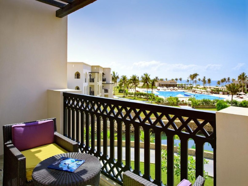 Hotel Salalah Rotana Resort (fotografie 12)