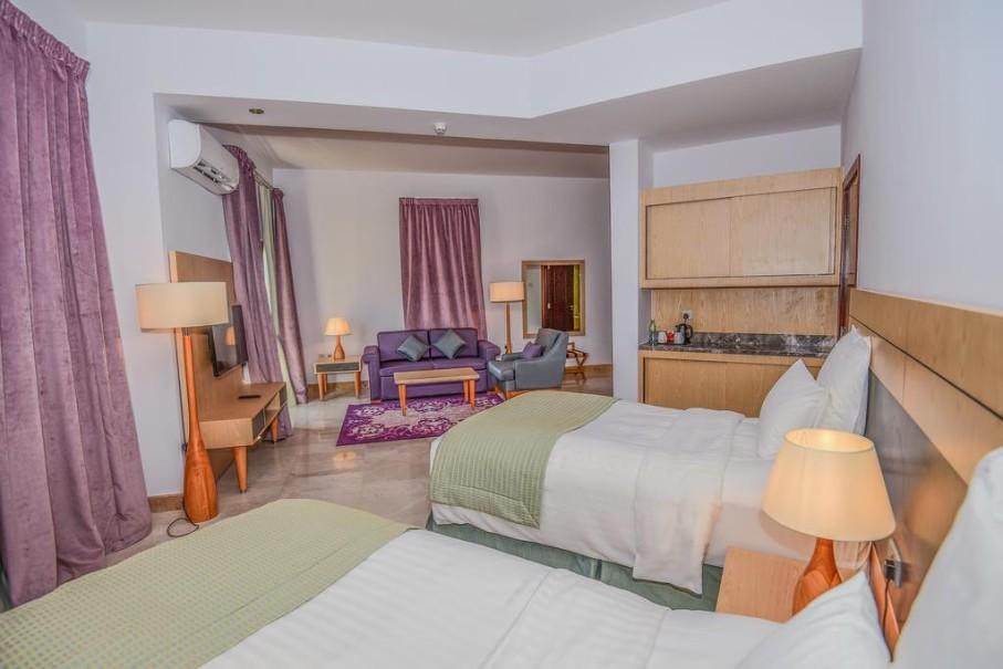 Hotel Kairaba Mirbat Resort (fotografie 8)