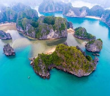 Okruh Vietnam a Cambodža