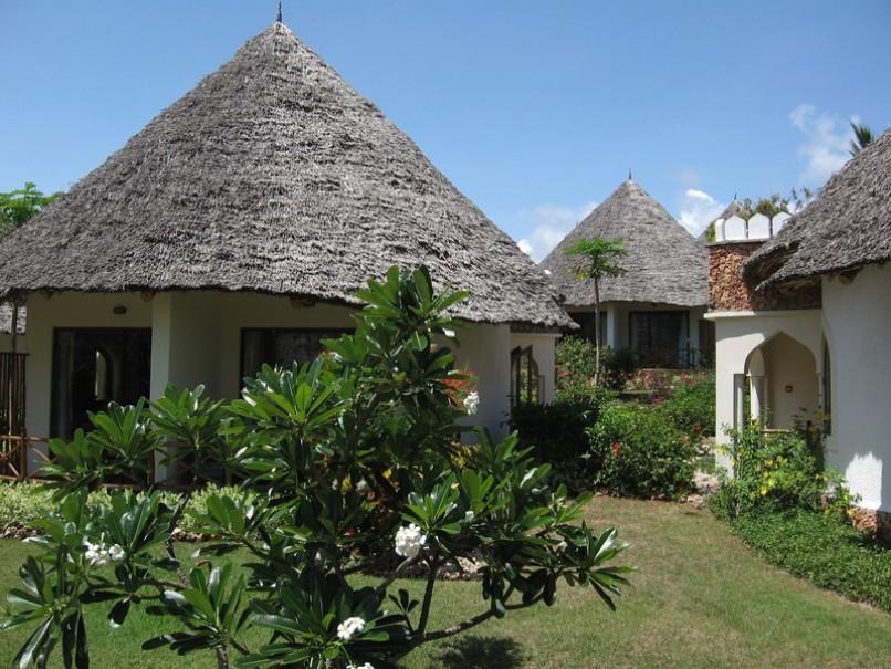 Hotel Sultan Sands Zanzibar (fotografie 1)
