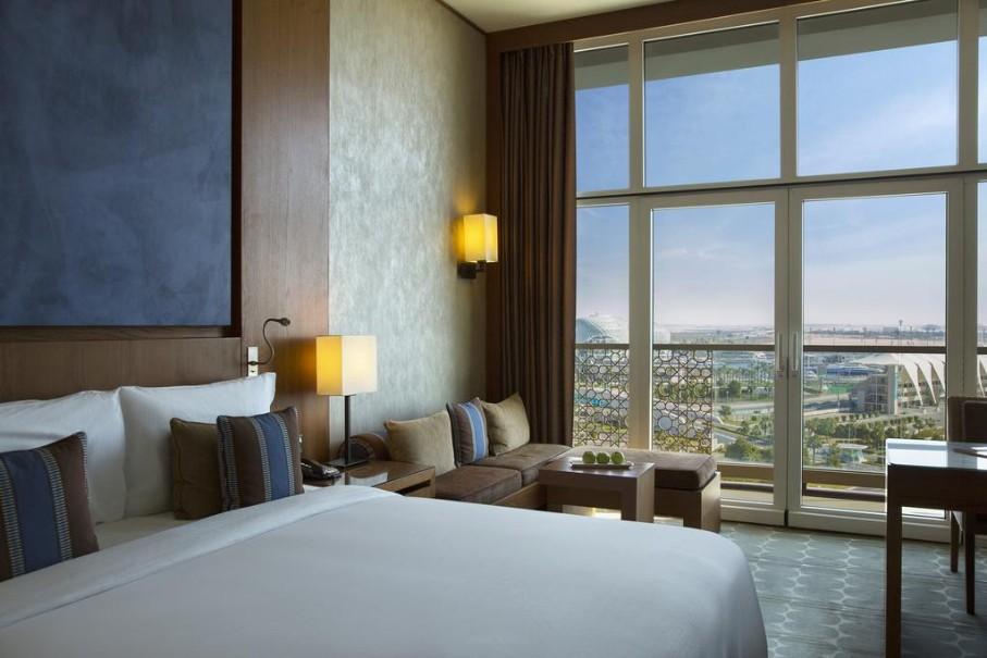 Hotel Yas Island Rotana Abu Dhabi (fotografie 4)