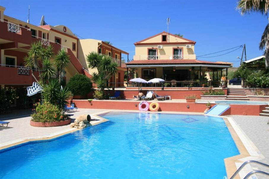 Apartmánový Hotel Spiros A Maria (fotografie 1)