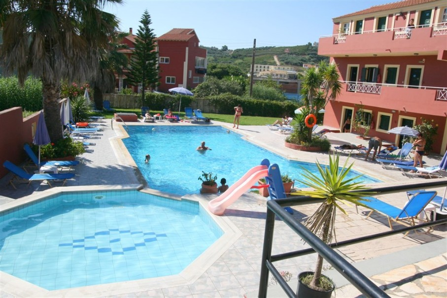 Apartmánový Hotel Spiros A Maria (fotografie 21)