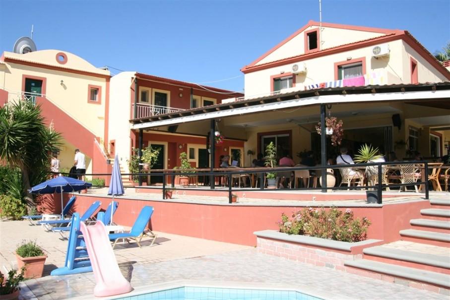 Apartmánový Hotel Spiros A Maria (fotografie 22)