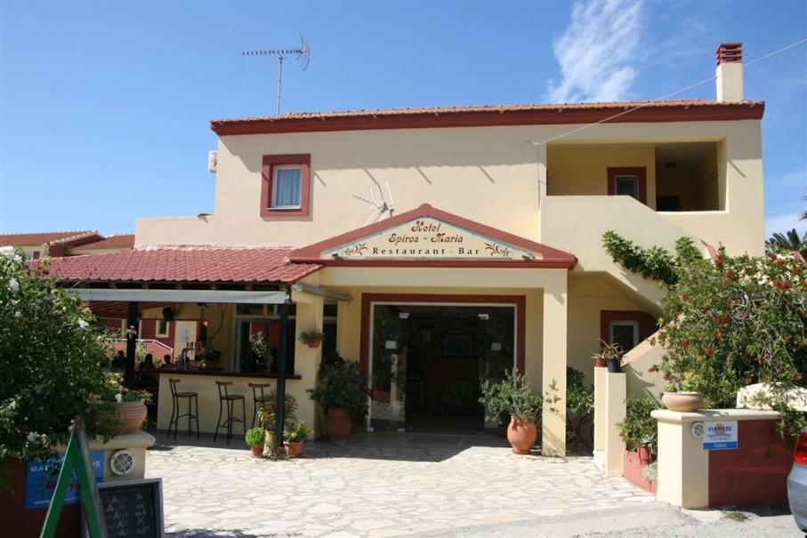Apartmánový Hotel Spiros A Maria (fotografie 23)