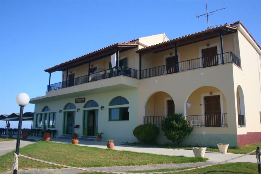 Apartmány Evinos (fotografie 1)