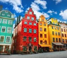 Stockholm a okolí