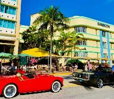 Miami Beach - utečte zimě do tropického ráje