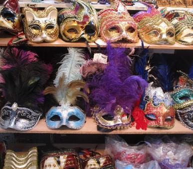 Karneval v Benátkách