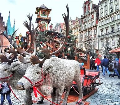 Podmanivá vánoční Vratislav