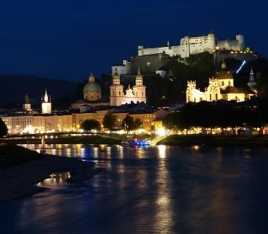 Tichá noc v Salzburgu