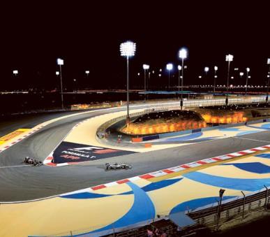 Vstupenky na F1 - Velká cena Bahrajnu