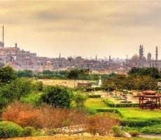 Víkend v Káhiře