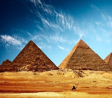 Pyramidy v Káhiře & relax u Rudého moře