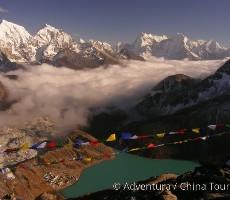 Nepál – treking údolím šerpů až k Everestu