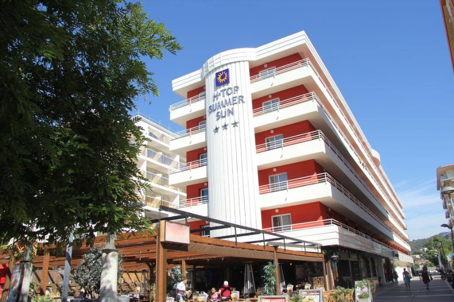Hotel H Top Summer Sun (fotografie 10)