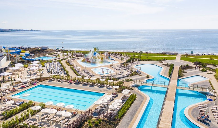 Hotel Wave Resort (fotografie 1)
