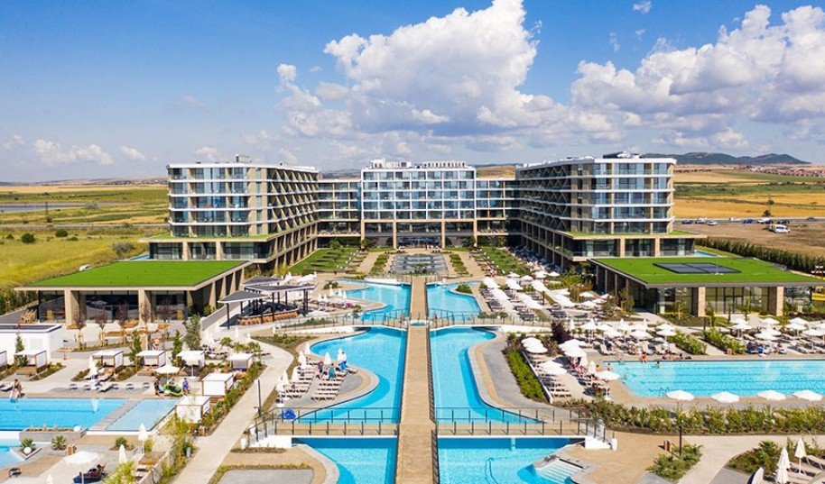 Hotel Wave Resort (fotografie 25)