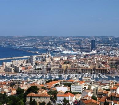 Slunná Marseille a národní park Callanques