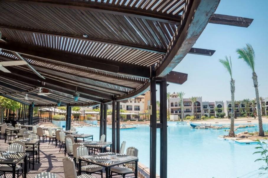 Hotel Port Ghalib Resort (fotografie 1)