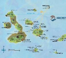 Prodloužení na Galapágách po okruhu Ekvádor od rovníku k Pacifiku