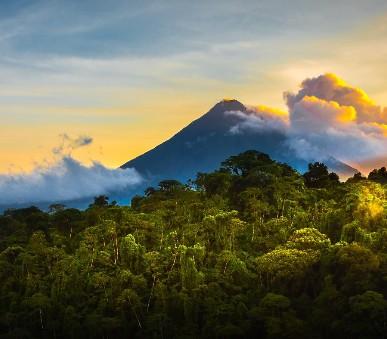 Kostarika - džungle a karibské pláže