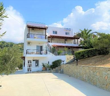 Apartmány Manolia (hlavní fotografie)