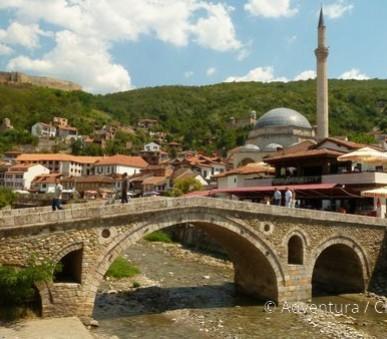 Bosna, Srbsko, Kosovo A Severní Makedonie