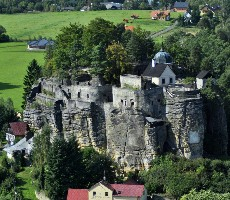 Za krásami Českého Švýcarska