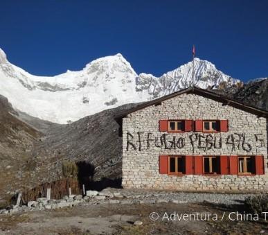 Peru – treking pod Huascaránem