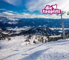 Jednodenní lyžování na Tauplitzu