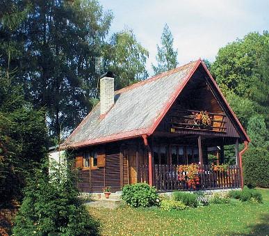 Chata Janovice u Kravař, Osada Velika (hlavní fotografie)