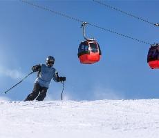 Jednodenní lyžování ve středisku Stuhleck