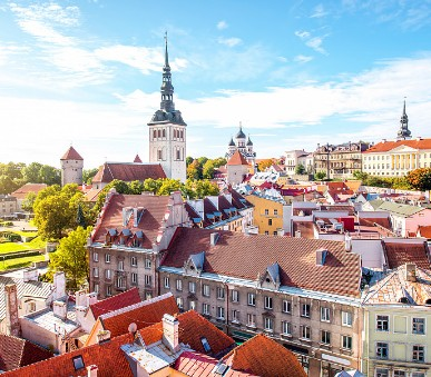 To nejlepší z Tallinu + estonský venkov + národní park Lahemaa