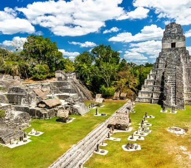 To nejlepší z Guatemaly + Mayská kultura + koupání na ostrově v Belize